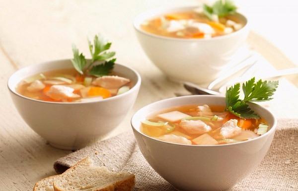 рецепты супов для больных печенью