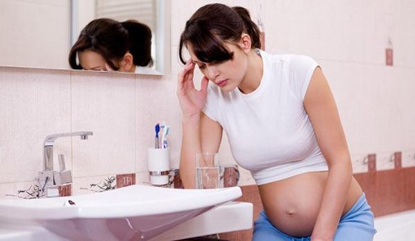 Почему тошнит беременных