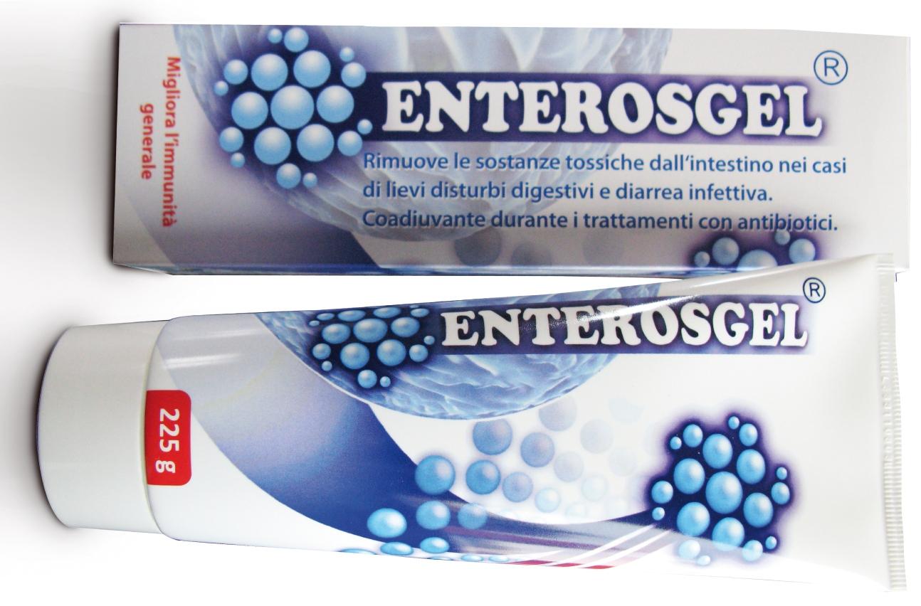 Энтеросгель для очищения кишечника