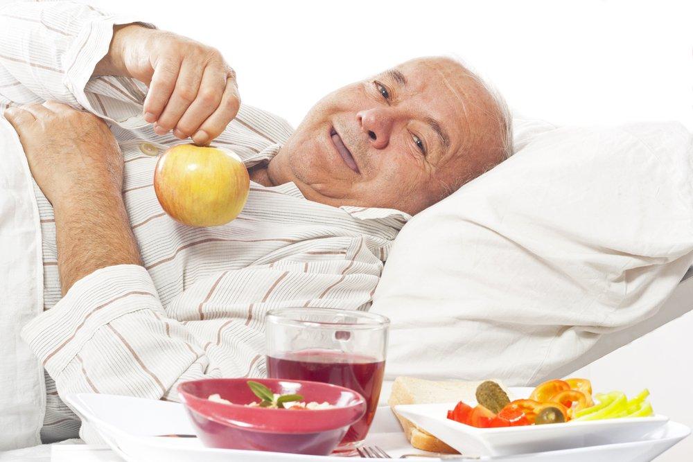 Диета при раке кишечника: питание, продукты, меню